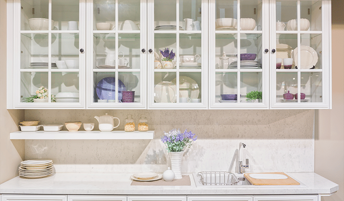 Glass Cabinet Doors Where You Should Put Them in Your Home