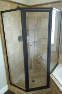 Utah Glass Framed Shower Enclosures