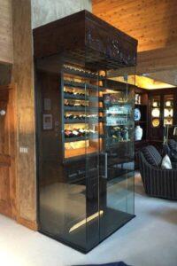 Utah Glass Wine Cellars