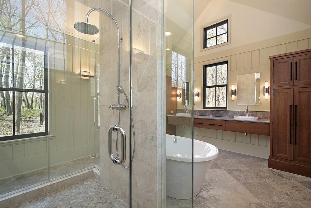 Custom Glass Showers Get High-Tech Luxury Upgrades