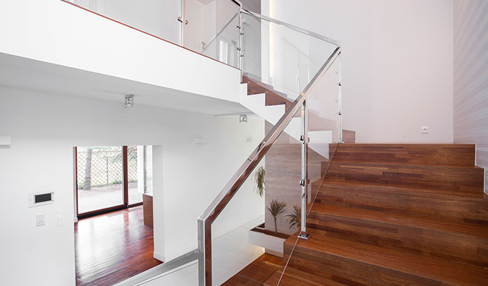 Why You Should Include Glass Handrails in Your Home Design