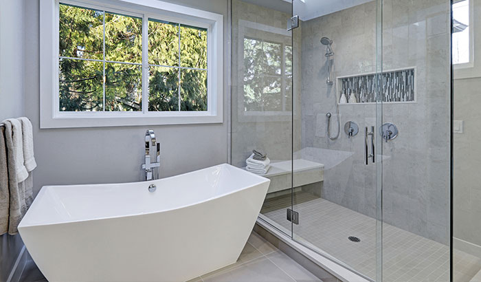 How to Use Glass in Your Bathroom Regardless of its Design Aesthetic?
