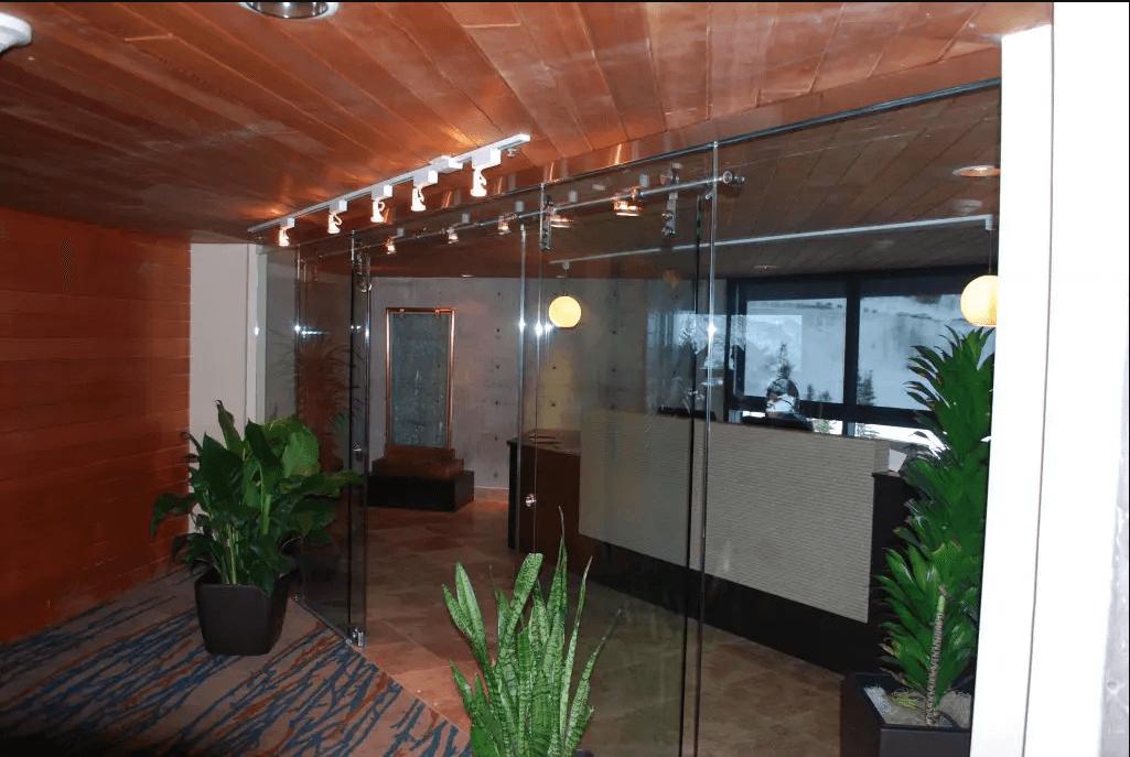 Utah Glass Walls and Doors